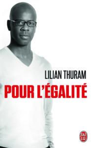 Pour l'égalité, un livre de Lilian Thuram