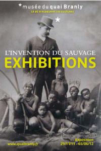 Affiche de l'exposition L'invention du sauvage