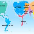 Les usagers d'internet à travers le monde