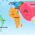 Cartographie des pays dont la taille correspond au nombre de personnes vivant avec moins de un dollar par jour