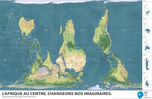 L'Afrique au centre