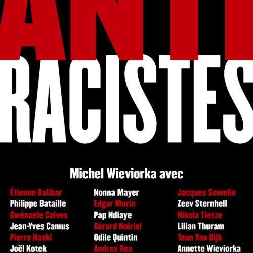 Couverture du livre Antiracistes