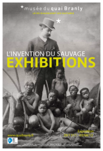 Affiche de l'exposition Exhibitions