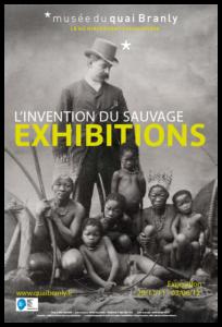 Affiche de l'exposition Exhibitions