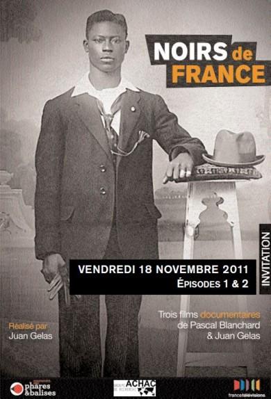 Affiche du film Noirs de France