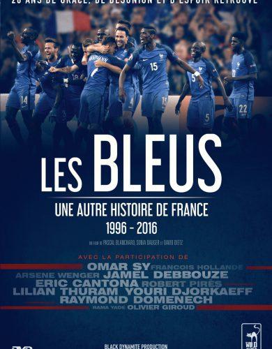 Affiche du film Les Bleus