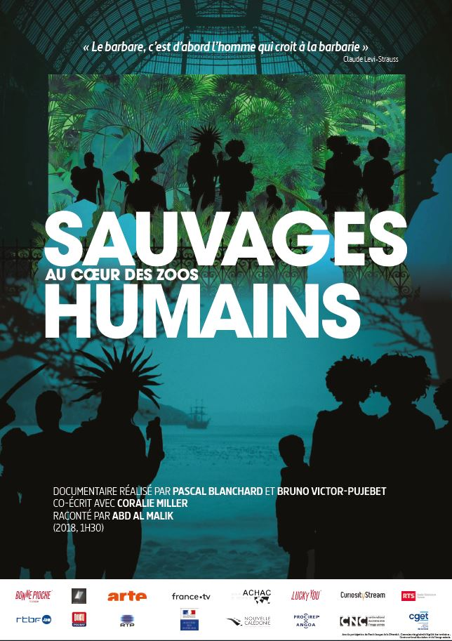 Affiche Sauvage Humain